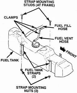 I Have A 97 Dodge Dakota  6  How Do Change Fuel Pump