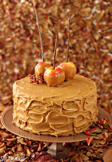 Easy Caramel Apple Cake Recipe