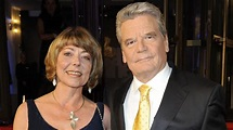 Joachim Gauck und Daniela Schadt: Muss es jetzt eine ...