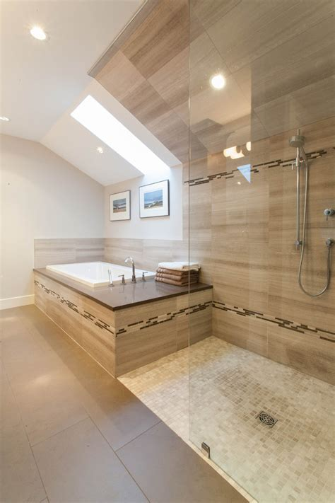 accent bathroom tile lovely tile shower ceiling ideas pictures home