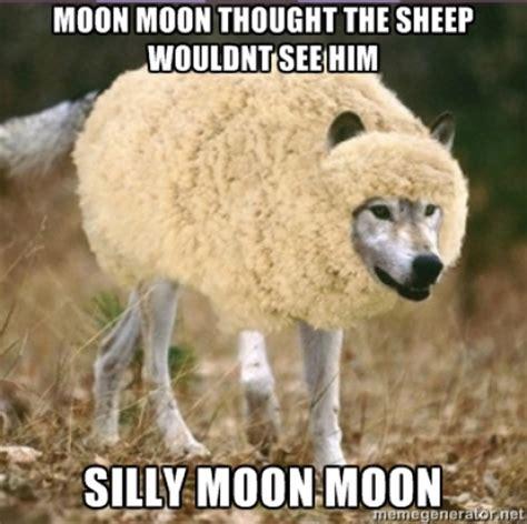 Moon Moon Memes - moon moon wolf meme memes