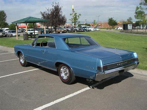 1965 Pontiac Gto 2 Door Hardtop