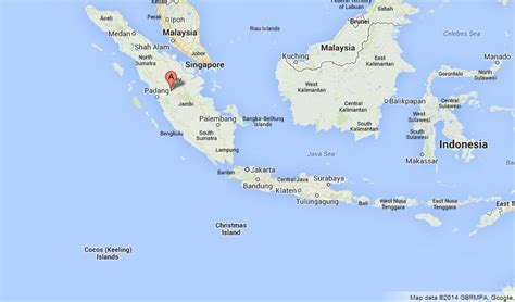 sumatra  map  indonesia