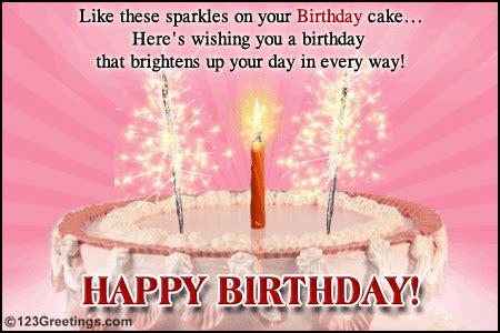 sparkling birthday   specials ecards greeting