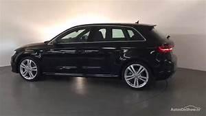 Audi A3 S Line 2016 : rv16jmx audi a3 tdi s line nav black 2016 derby audi youtube ~ Medecine-chirurgie-esthetiques.com Avis de Voitures