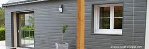 Bardage Exterieur Pvc : bardage exterieur imitation bois ~ Premium-room.com Idées de Décoration