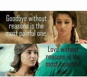 Raja Rani Movie... Tamil Angry Quotes