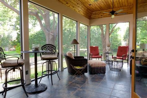 Screened/enclosed Patio