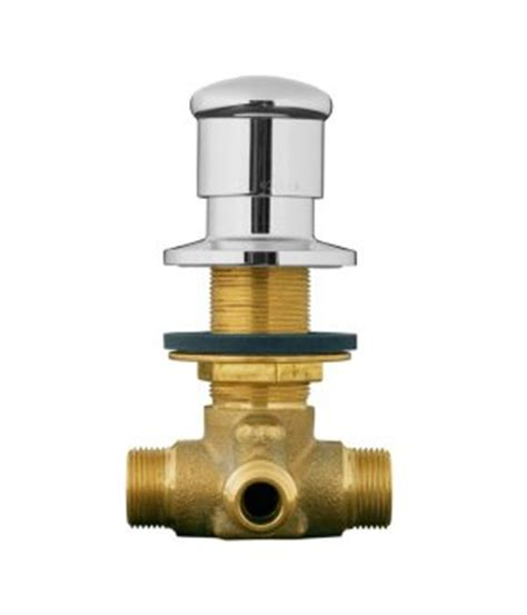 Kohler K 9530 CP Deck Mount Two Way Diverter Valve
