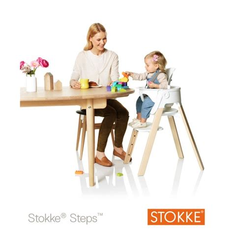 chaise steps stokke la chaise pour enfant transformable stokke steps 4