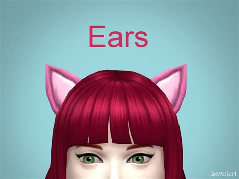 Lavoieri's Annie Ears