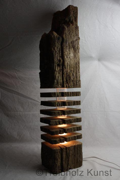 Design Leuchten Werten Die Wohnungseinrichtung Auf by Tolle Leuchte Aus Holz Die Holzscheiben Zaubern Ein