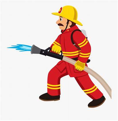 Bumbero Clipart Firetruck Fireman Clipartkey