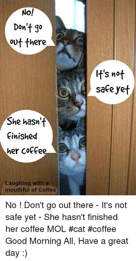 At some point, either with or without coffee, you might be forgetful, but at least you have that warm, comforting beverage to enjoy while you're remembering! 25+ Best Memes About Cat Coffee | Cat Coffee Memes