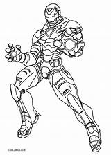 Iron Coloring Printable Cool2bkids sketch template