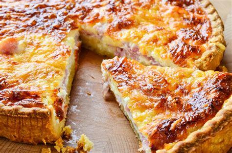 cuisine lorraine recette quiche lorraine by alain ducasse