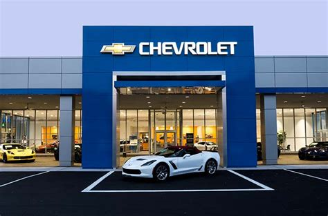 Thornton Chevrolet New Sales And Service Center  Rs Mowery