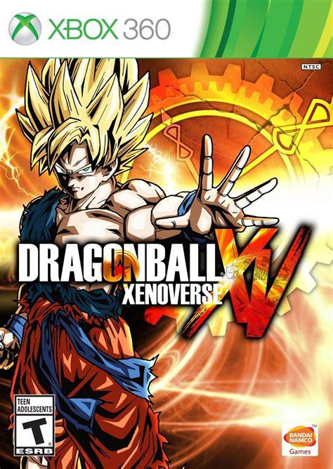 Dragon Ball Xenoverse Xbox 360 Game