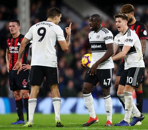 Pin on Fulham FC the High and Lows