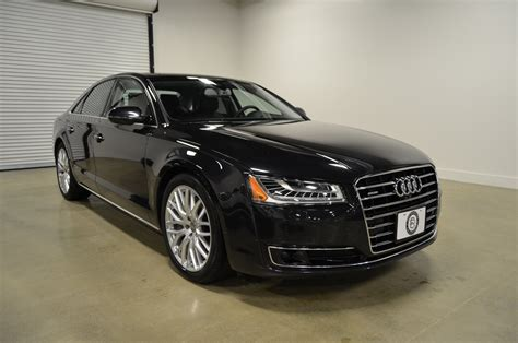 Audi A8 For Sale by 2015 Audi A8 For Sale 76592 Mcg