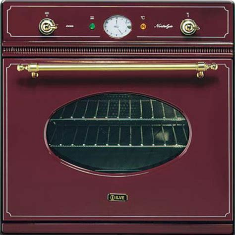 Classic ovens from ILVE Nostalgie and Prestige Collections
