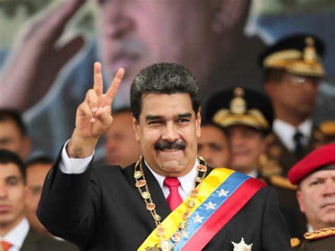nicolas maduro  venezuelas president nicolas maduro