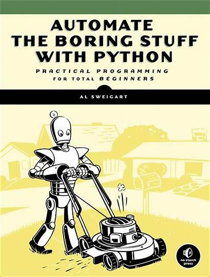 Python Boring Stuff Automate Programming Beginners Practical