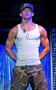 The hottest man on earth! Magic mike (Channing Tatum ...