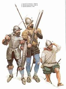 SPANISH WEAPONS AND ARMOR | Liberty - Colonial America ...
