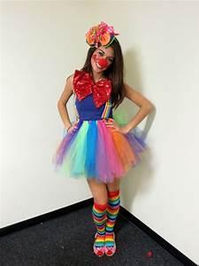 Ideen Für Karneval : bunte zirkus kost me f r damen clown fasching in 2019 kost m clown kost m und karneval ~ Frokenaadalensverden.com Haus und Dekorationen
