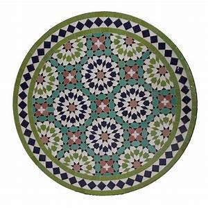 Mosaik Fliesen Rund : mosaik bistrotisch rund 70 cm bei ihrem orient shop casa moro ~ Watch28wear.com Haus und Dekorationen