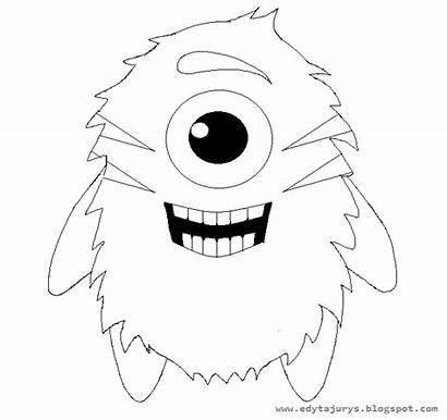 Dojo Class Monsters Classdojo Pages Monster Coloring