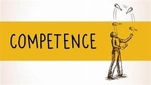 Don't Seek ... Competence