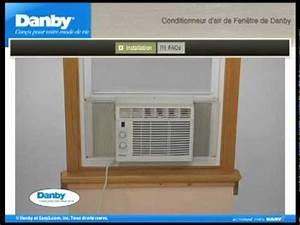 Petit Climatiseur Mobile : climatiseur de fen tre capacit petite moyenne youtube ~ Farleysfitness.com Idées de Décoration