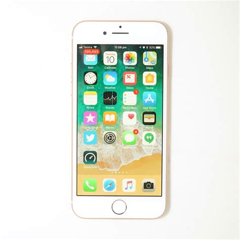 Review Apple iPhone 8 Pickr
