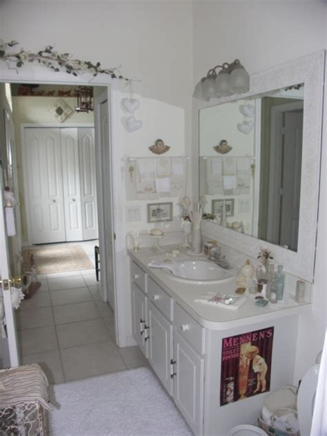 Shabby Chic Small Bathroom Vanity by Bathroom Shabby Chic Style Fixtures Bathroom Remodels