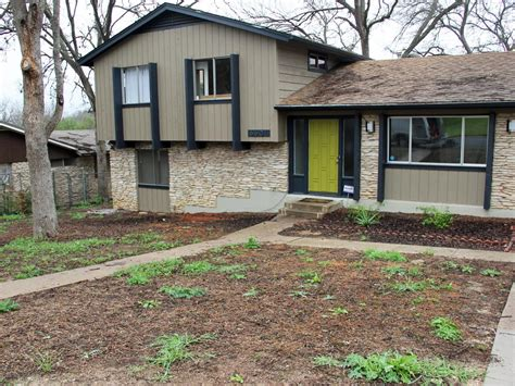 Photos And Inspiration Split Level Curb Appeal by Curb Appeal Makeovers 15 Before And After Photos