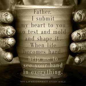 Father , I subm... Test Bible Quotes
