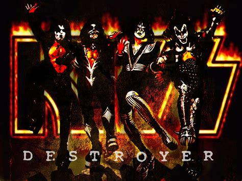 rock band kiss wallpapers  wallpapersafari