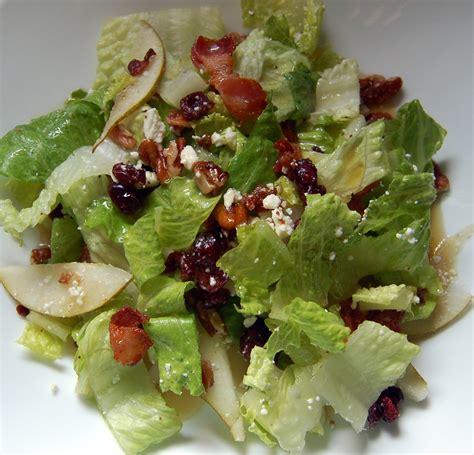 cassie craves autumn chopped salad  maple vinaigrette