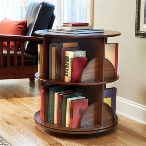 End Table Bookcase by Readers Swivel End Table For The Home Book Racks