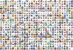 all pokemon gen 2 images