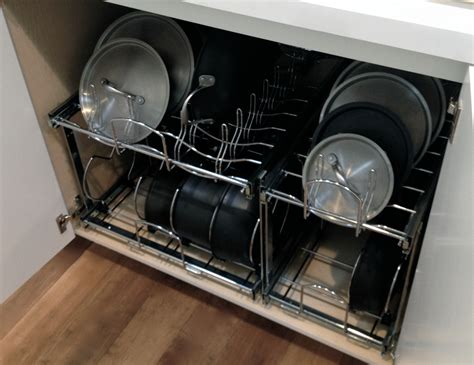 pot and pan cabinet organizer kitchen organization my top 10 picks inspired