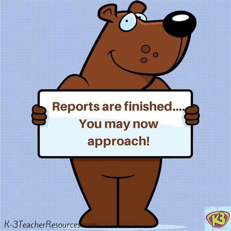report card blues  images teacher humor teacher