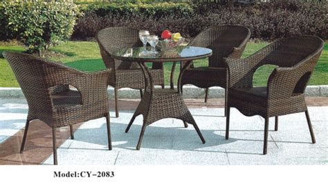 Outside Garden Furniture by Brown Garden Furniture Rs 16000 Unit Outdoor Hub Id