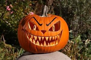 Visage Citrouille Halloween : images gratuites orange l 39 automne halloween vacances gourde citrouille d 39 halloween ~ Nature-et-papiers.com Idées de Décoration