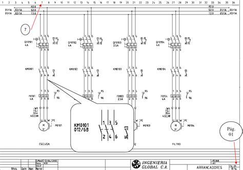 referencia cruzada en planos el 233 ctricos real espa 241 ol