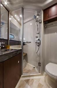 l39 amenagement petite salle de bains n39est plus un With porte de douche coulissante avec vasque salle de bain noir mat