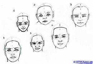 How to Draw Easy Faces, Step by Step, Faces, People, FREE ...