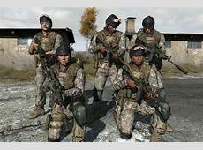 ArmA 1 Special Forces Units Armaholic